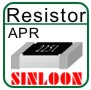 Anti-corrosive Precision Thin Film Chip Resistor - APR